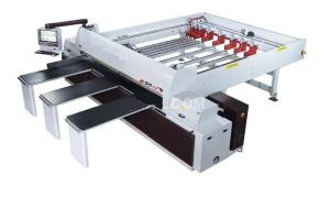 铝板锯切机